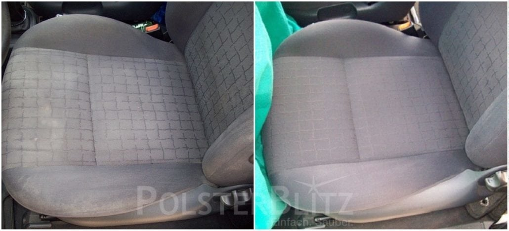 Autopolster Reinigen Polsterblitz Einfach Sauber