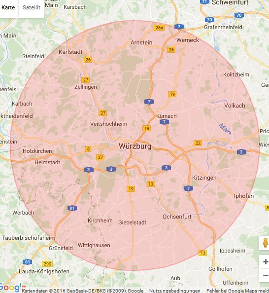 Karte Würzburg Und Umgebung.Polsterreinigung Würzburg Polsterblitz Einfach Sauber