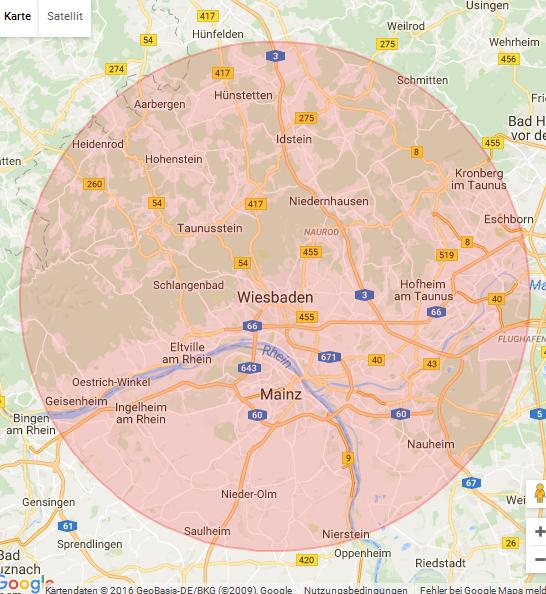 Wiesbaden Karte.Polsterreinigung Wiesbaden Polsterblitz Einfach Sauber