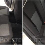 Autositz gereinigt von Polsterblitz
