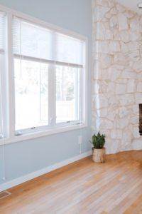 Fenster und Türen gründlich abdichten